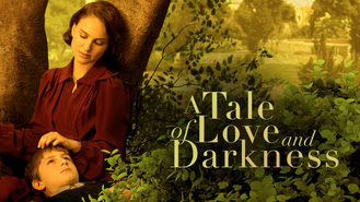 Netflix Box Art for Tale of Love and Darkness, A