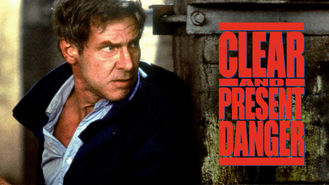 Is Clear and Present Danger on Netflix?